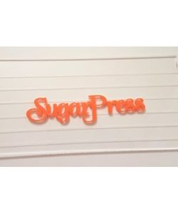 Sugar Press board rectangle