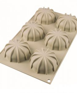 Silikomart silicone 3d design mould - mini goccia bij cake, bake & love 9