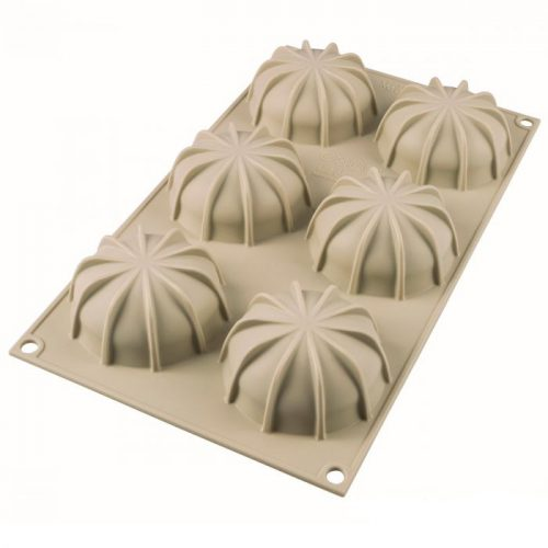 Silikomart silicone 3d design mould - mini goccia bij cake, bake & love 6