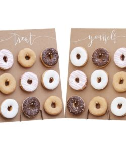 Donut Wall - Rustic Country (2)