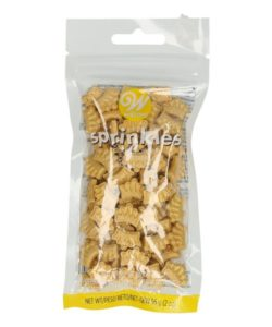 Wilton Sprinkles -Gold Crown- 56g