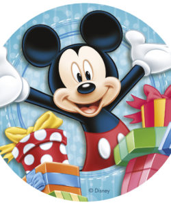 Mickey Mouse sugar disc 20 cm