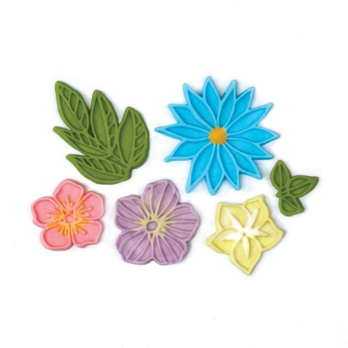 Katy sue designs - stylised flowers (3)