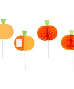 Wilton Honeycomb Pumpkin pk/12 (2)