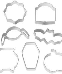 Wilton Cookie Cutter Haunted House Set/7 (2)
