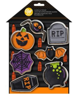 Wilton Cookie Cutter Haunted House Set/7