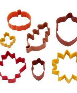 Wilton Cookie Cutter Autumn Set/7 (2)