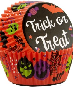 Wilton Baking Cups Trick or Treat pk/75 (2)
