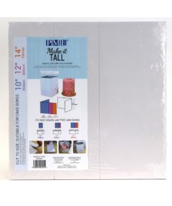 Pme make it tall cake box extender bij cake, bake & love 11