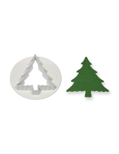 Medium christmas tree cutter (35mm) bij cake, bake & love 5
