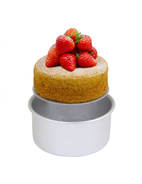 "Pme loose bottom round cake pan (11"" x 3"") bij cake, bake & love 6"
