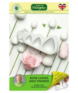 Katy Sue Flower Pro - Rose Cones and Thorns