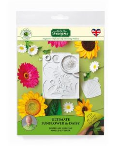 Katy Sue Flower Pro - Ultimate Sunflower /Daisy Mould and Veiner
