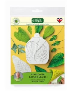 Katy Sue Flower Pro - Sunflower / Daisy Leaves Mould and Veiner