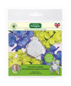 Katy Sue Flower Pro - Filler Flower Hydrangea Back Veiner
