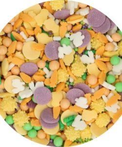 Funcakes sprinkle medley - happy easter - 65g bij cake, bake & love 7