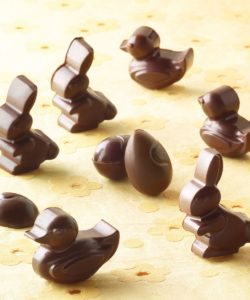 Silikomart chocolate mould easter bij cake, bake & love 7
