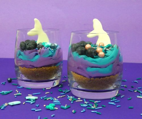 Mermaid frosting bij cake, bake & love 7