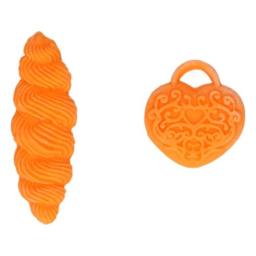 Funcakes edible funcolours gel - orange 30g bij cake, bake & love 6