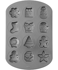 Wilton cookie pan holiday icons bij cake, bake & love 8