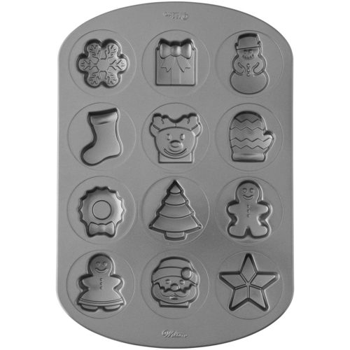 Wilton cookie pan holiday icons bij cake, bake & love 6