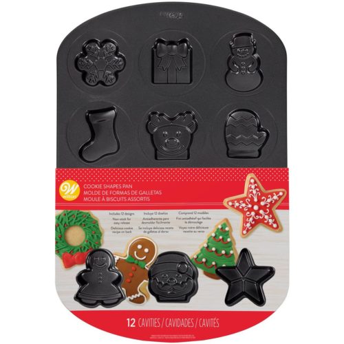 Wilton cookie pan holiday icons bij cake, bake & love 5