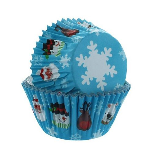 Baked with love baking cups christmas friends bij cake, bake & love 5