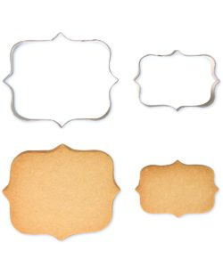Pme cookie and cake plaque style 1 set/2 bij cake, bake & love 8