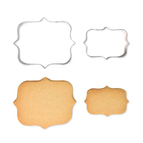 Pme cookie and cake plaque style 1 set/2 bij cake, bake & love 6