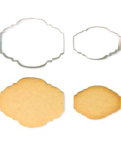 Pme cookie and cake plaque style 2 set/2 bij cake, bake & love 7