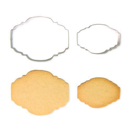 Pme cookie and cake plaque style 2 set/2 bij cake, bake & love 5