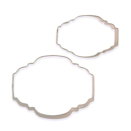 Pme cookie and cake plaque style 2 set/2 bij cake, bake & love 4