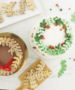 Pme wreath eucalyptus cutter set/3 bij cake, bake & love 10