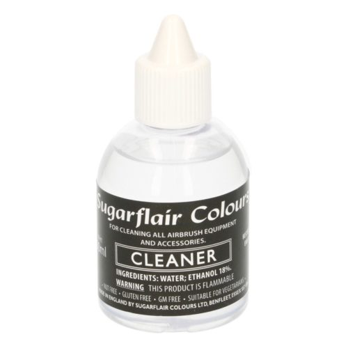 Sugarflair airbrush cleaner 60ml bij cake, bake & love 5
